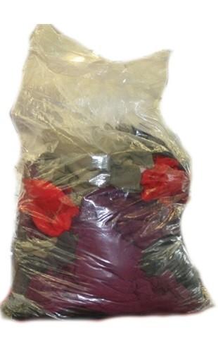 Scrap Fabric Bag