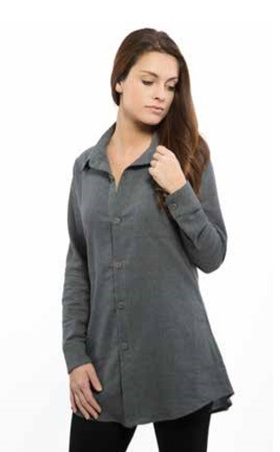 Dana shirt Tunic Hemp ABAKA