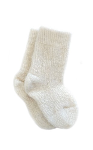Children Mohair Socks (1 pair) 100% made in Canada