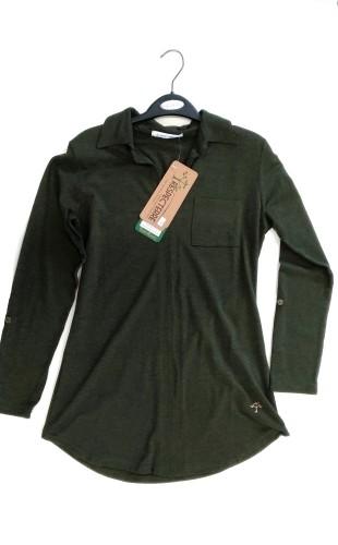 Dalia blouse Viscose from Bamboo (long sleeves)