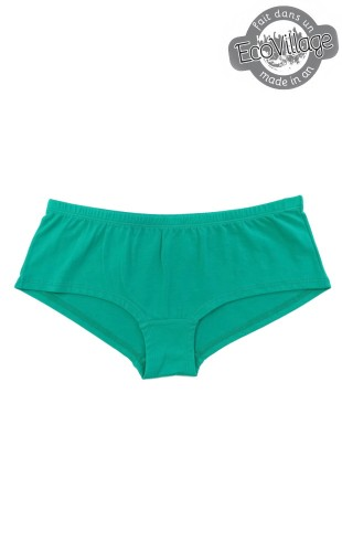 Organic Cotton Boyshort