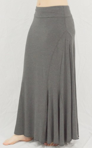 Élégance Long Skirt