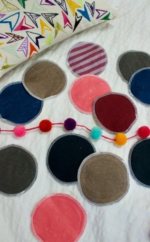 6 Lingettes Re-Taille